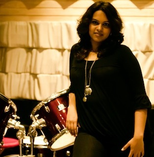 Known as 'Singer Megha' - Playback Singer & Live Performer across the world