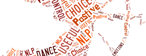 NLP Archery Word Collage